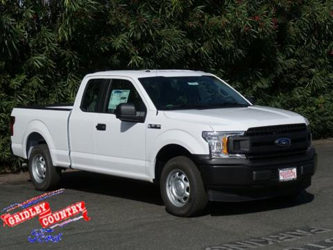 2018 Ford F-150 for sale in Gridley, CA