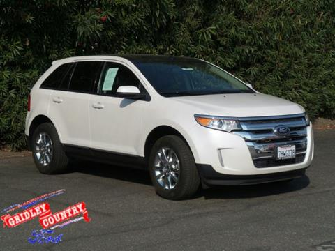 2014 Ford Edge for sale in Gridley, CA