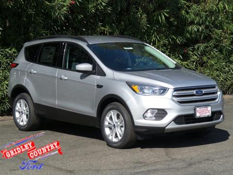 2018 Ford Escape for sale in Gridley CA