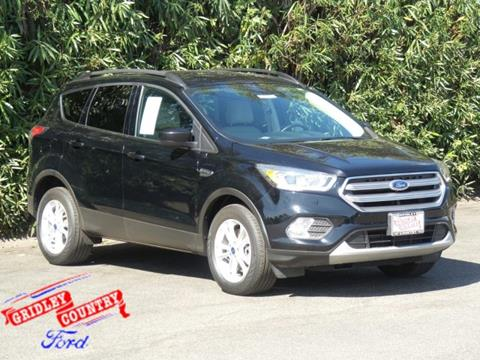 2017 Ford Escape for sale in Gridley, CA