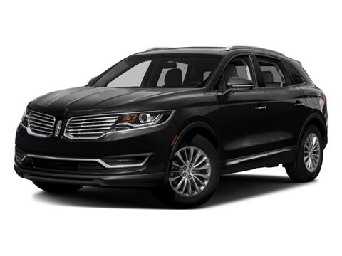 2017 Lincoln MKX for sale in Gridley, CA
