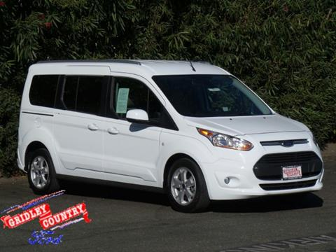 2017 Ford Transit Connect Wagon for sale in Gridley, CA
