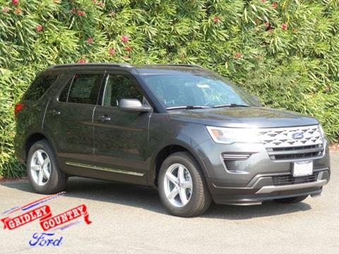 2018 Ford Explorer for sale in Gridley, CA