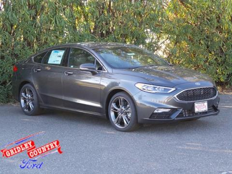 2017 Ford Fusion for sale in Gridley, CA