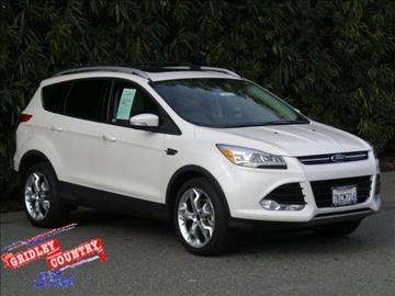 2015 Ford Escape for sale in Gridley, CA