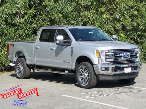 2017 Ford F-250 Super Duty for sale in Gridley CA