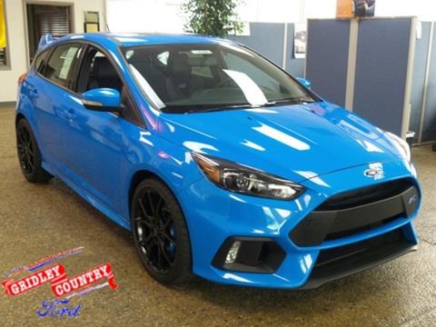 2017 Ford Focus for sale in Gridley CA