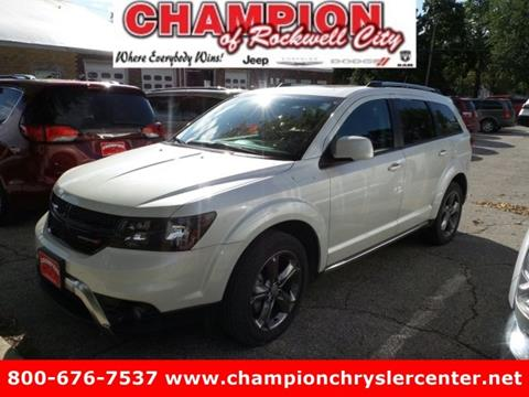 2016 Dodge Journey for sale in Rockwell City, IA