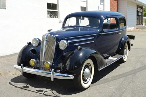 1936 Chevrolet Master Deluxe for sale in Springfield, MA