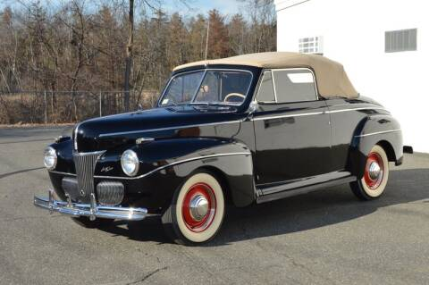 1941 Ford Super Deluxe for sale in Springfield, MA