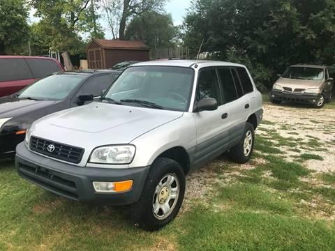 1998 Toyota RAV4 for sale in Harrison, AR