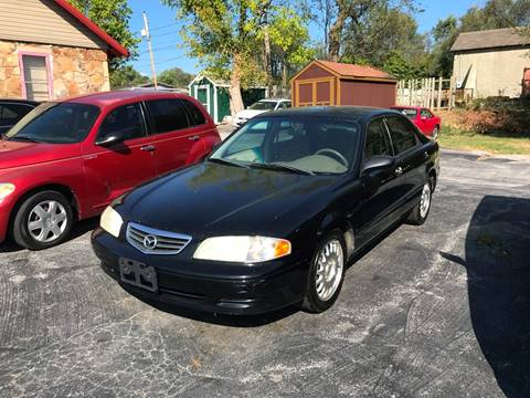 2002 Mazda 626 for sale in Harrison, AR