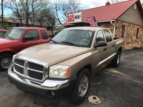 2005 Dodge Dakota for sale in Harrison, AR