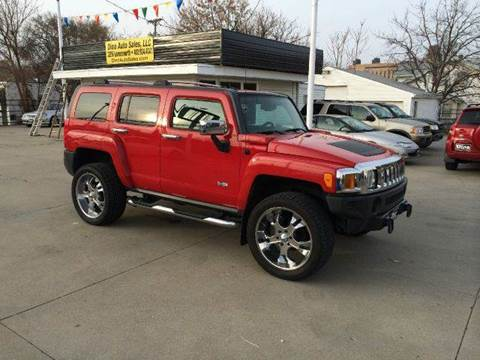 2006 HUMMER H3 for sale at Dino Auto Sales in Omaha NE
