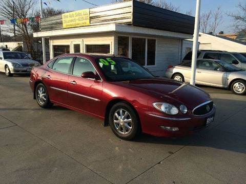 2005 Buick LaCrosse for sale at Dino Auto Sales in Omaha NE