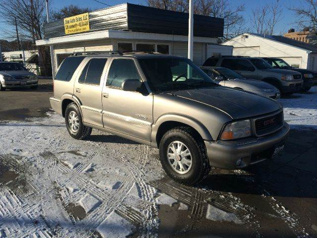 2000 GMC Envoy for sale at Dino Auto Sales in Omaha NE