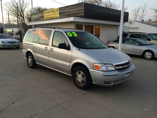 2003 Chevrolet Venture for sale at Dino Auto Sales in Omaha NE