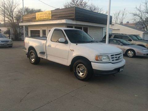 2003 Ford F-150 for sale at Dino Auto Sales in Omaha NE