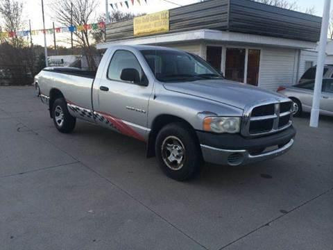 2002 Dodge Ram Pickup 1500 for sale at Dino Auto Sales in Omaha NE