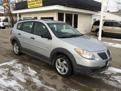 2008 Pontiac Vibe for sale at Dino Auto Sales in Omaha NE