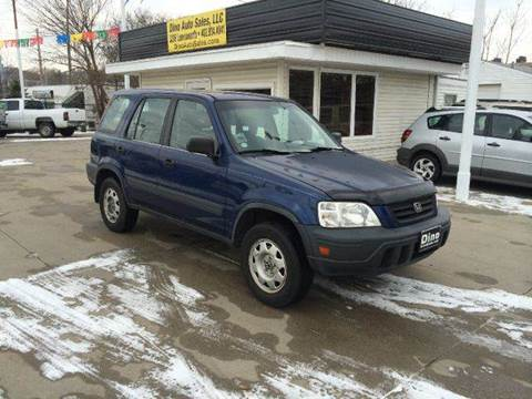 1997 Honda CR-V for sale at Dino Auto Sales in Omaha NE