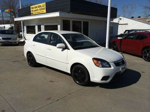 2010 Kia Rio for sale at Dino Auto Sales in Omaha NE