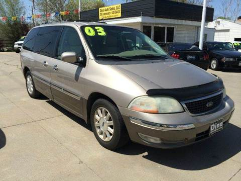 2003 Ford Windstar for sale at Dino Auto Sales in Omaha NE