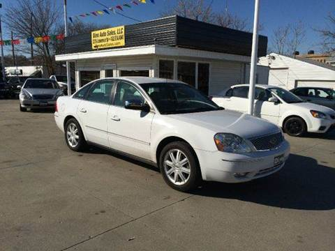 2005 Ford Five Hundred for sale at Dino Auto Sales in Omaha NE