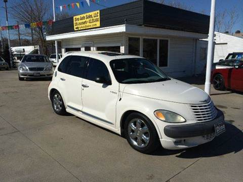 2002 Chrysler PT Cruiser for sale at Dino Auto Sales in Omaha NE