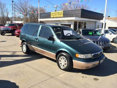 1996 Mercury Villager for sale at Dino Auto Sales in Omaha NE