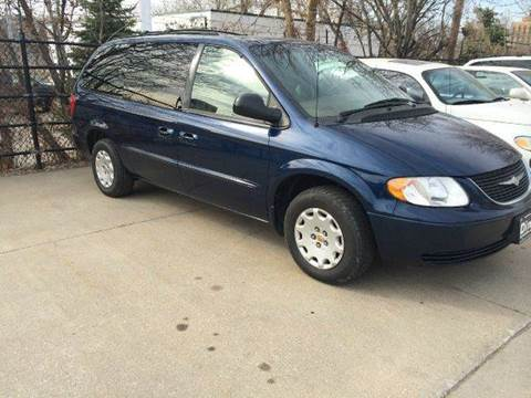 2002 Chrysler Town and Country for sale at Dino Auto Sales in Omaha NE