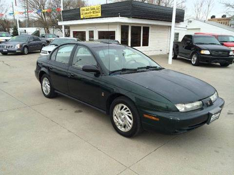 1998 Saturn S-Series for sale at Dino Auto Sales in Omaha NE