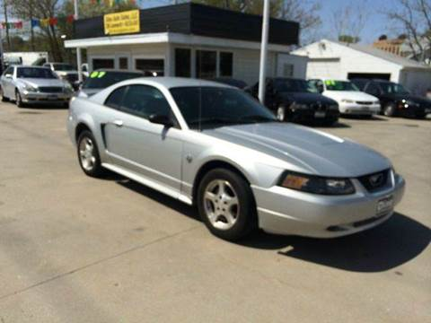 2004 Ford Mustang for sale at Dino Auto Sales in Omaha NE