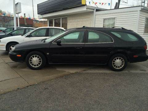 1999 Ford Taurus for sale at Dino Auto Sales in Omaha NE