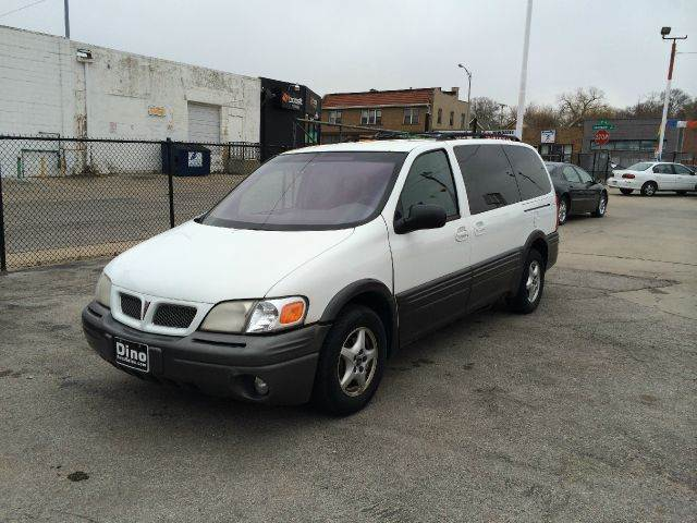2000 Pontiac Montana for sale at Dino Auto Sales in Omaha NE