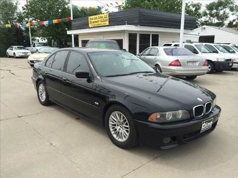 2003 BMW 5 Series for sale at Dino Auto Sales in Omaha NE