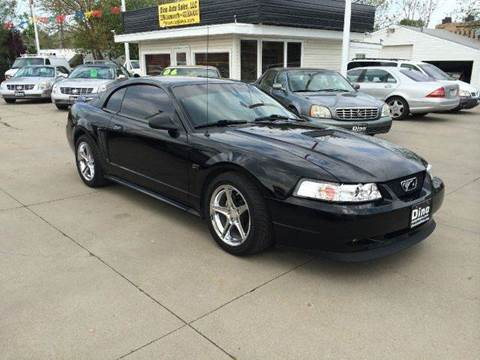 2000 Ford Mustang for sale at Dino Auto Sales in Omaha NE
