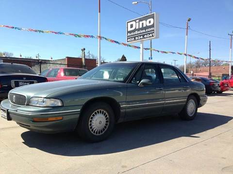 1998 Buick LeSabre for sale at Dino Auto Sales in Omaha NE