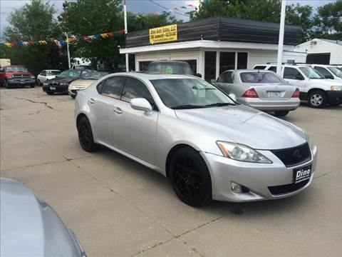2008 Lexus IS 250 for sale at Dino Auto Sales in Omaha NE