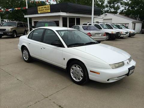 1997 Saturn S-Series for sale at Dino Auto Sales in Omaha NE