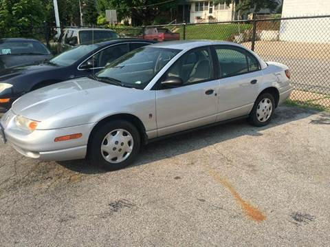 2002 Saturn S-Series for sale at Dino Auto Sales in Omaha NE