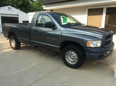 2005 Dodge Ram Pickup 1500 for sale at Dino Auto Sales in Omaha NE