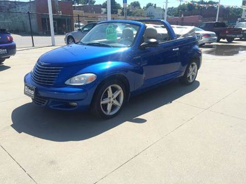 2005 Chrysler PT Cruiser for sale at Dino Auto Sales in Omaha NE