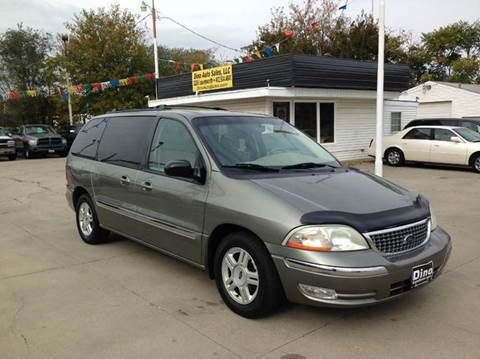 2002 Ford Windstar for sale at Dino Auto Sales in Omaha NE
