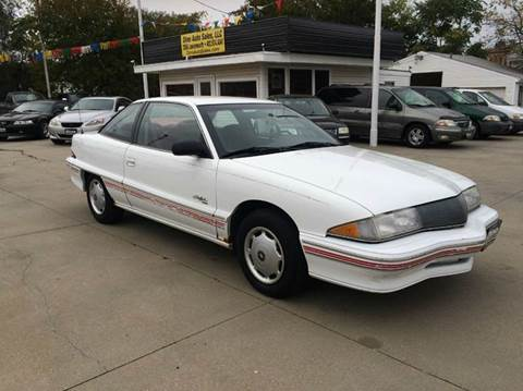1995 Buick Skylark for sale at Dino Auto Sales in Omaha NE