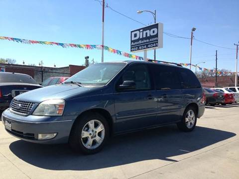 2006 Ford Freestar for sale at Dino Auto Sales in Omaha NE
