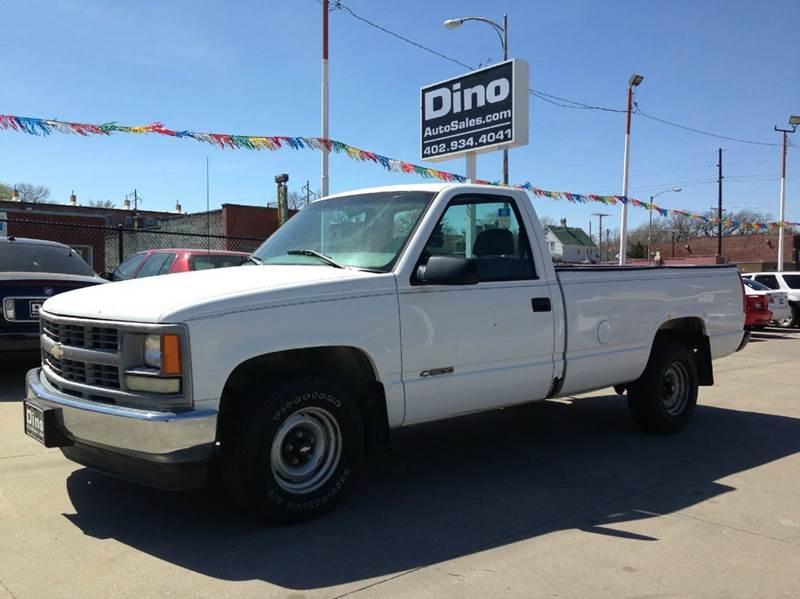 1998 Chevrolet C/K 1500 Series for sale at Dino Auto Sales in Omaha NE