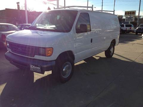 2006 Ford E-Series Cargo for sale at Dino Auto Sales in Omaha NE