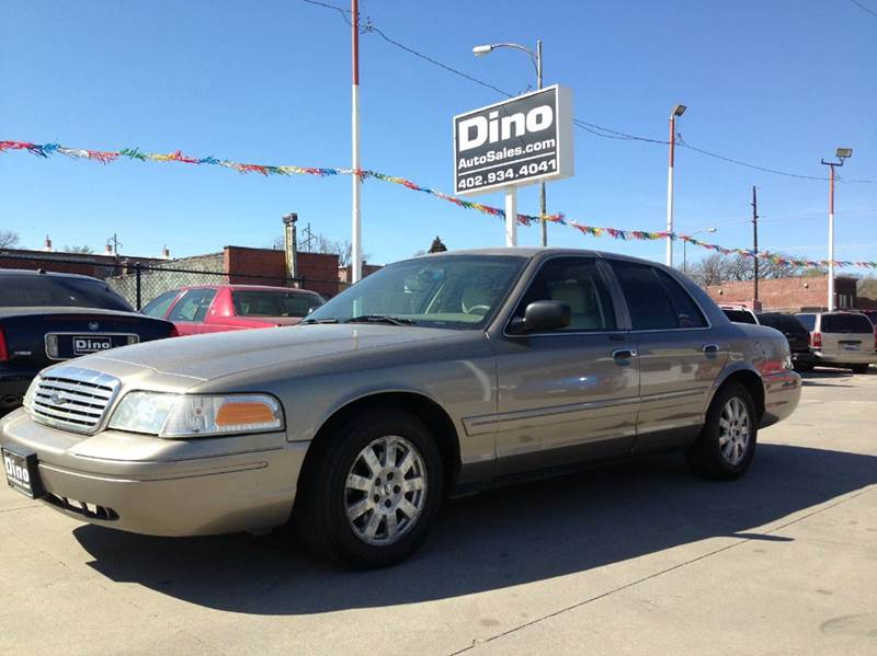 2006 Ford Crown Victoria LX 4dr Sedan In Omaha NE - Dino Auto Sales