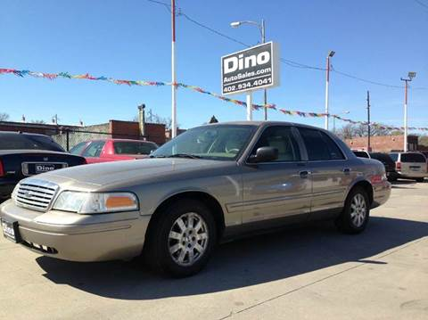 2006 Ford Crown Victoria for sale at Dino Auto Sales in Omaha NE